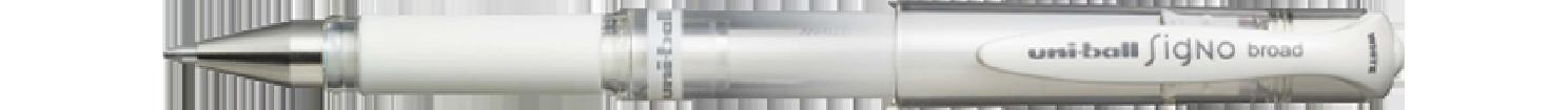 Uni-ball Signo Broad Metallic