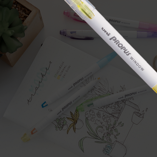 Creative highlighters