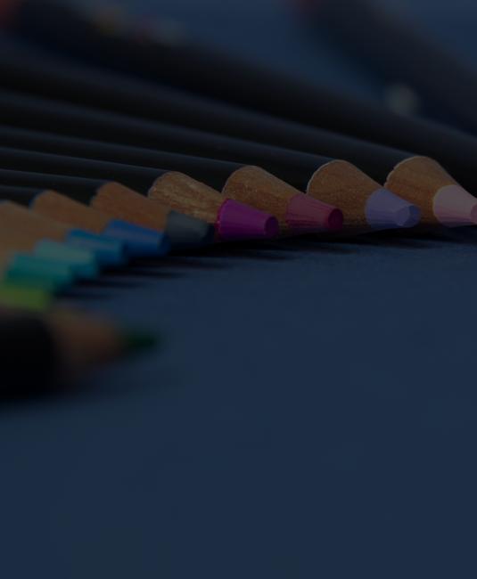 POSCA colour pencils