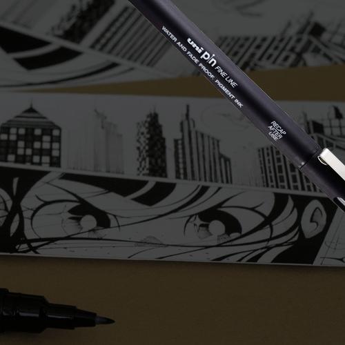 Felt-tips for drawing
