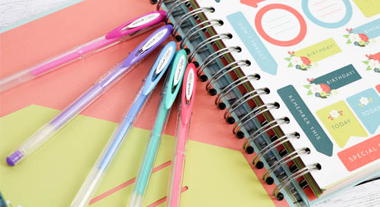 signo pastel roller gel loisirs créatifs